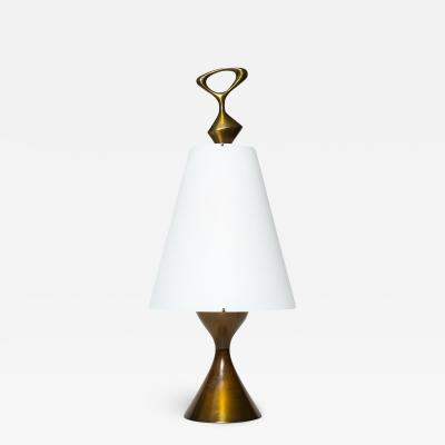 Max Ingrand Rare Table Lamp by Max Ingrand for Fontana Arte