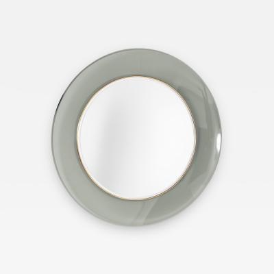 Max Ingrand Round Mirror Model Number 1669