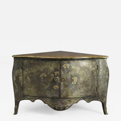 Max Kuehne Corner Cabinet by Max Kuehne