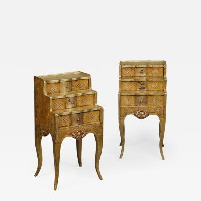 Max Kuehne Pair of Tables