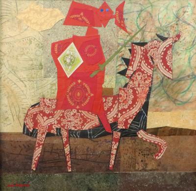 Max Papart Don Quijotte de la Mancha