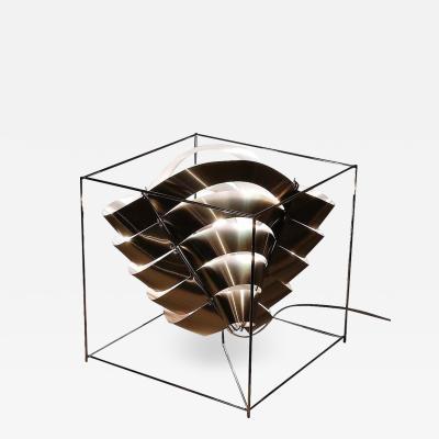 Max Sauze Ligne Sauze Max Sauze Auriga Cube Table Lamp