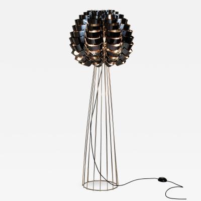 Max Sauze Max Sauze Black Orion Floor Lamp