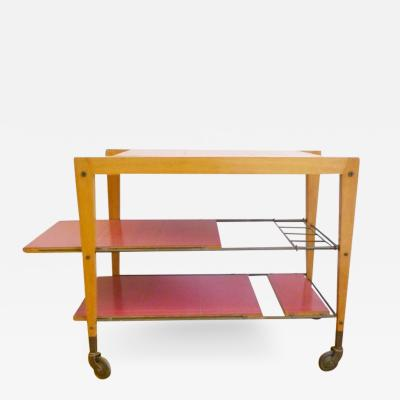Maxime Old Trolley table by Maxime Old 1950s