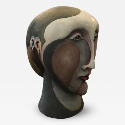 Maxine Kim Stussy Signed Maxine Kim Stussy Sculpture