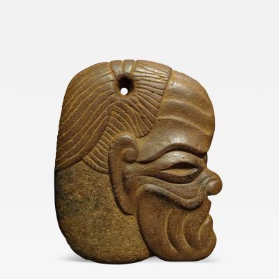 Mayan Warrior Hacha