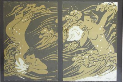Mayumi Oda Chant of the Ocean