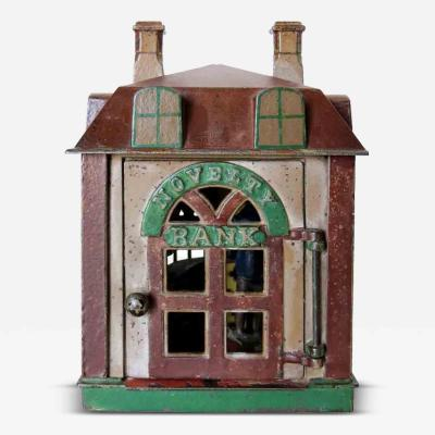 Mechanical Bank Novelty Bank Circa 1873