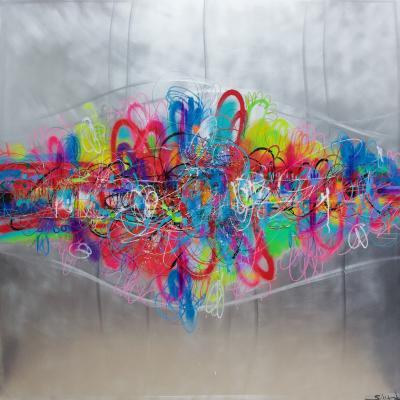 Melanie Simard Splash motif ph m re