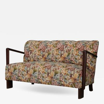 Melchiorre Bega A loveseat two seater sofa from Melchiorre Bega from 1950