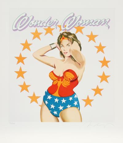 Melvin John Ramos Wonder Woman