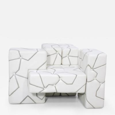 Merel Karhof LA LINEA modular five functions in one seating system