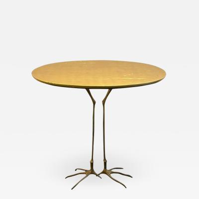 Meret Oppenheim Meret Oppenheim Traccia Table Studio Simon Italy circa 1972