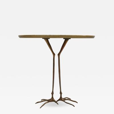 Meret Oppenheim Traccia Table designed by Meret Oppenheim in 1936 and edited by Gavina
