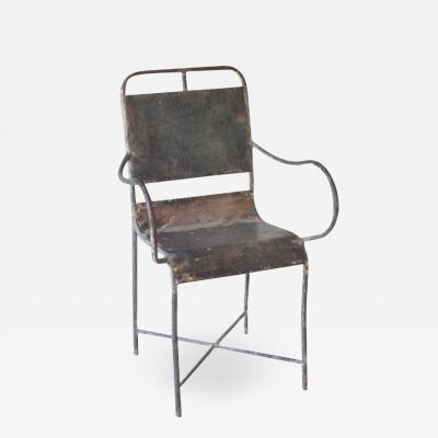 Metal Armchair