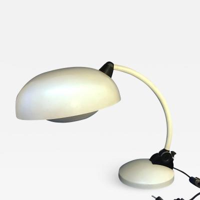 Metal table lamp 1970s