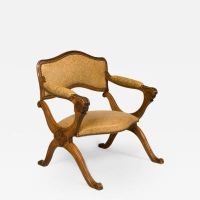 Metamorphic Dressing Room Chair into a Prie Dieu