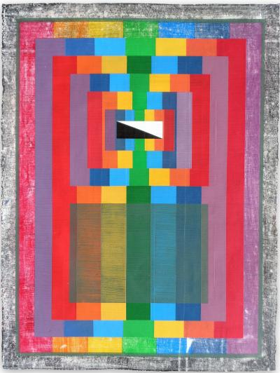 Michael Barringer Organic Geometry Spectrum I