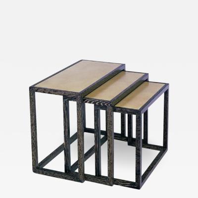 Michael Berman Argyle Stacking Tables