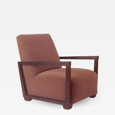 Michael Berman Cubist Lounge Chair
