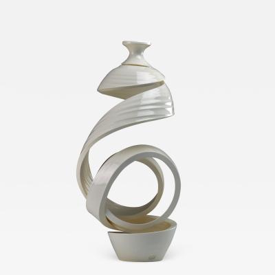 Michael Boroniec Spatial Spiral Ribbon VI