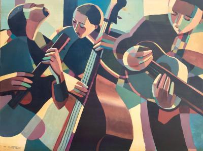 Michael Patterson Latin Jazz