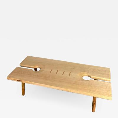Michael Rozell Studio Coffee Table by Michael Rozell