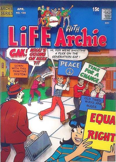 Michael Suchta LIfe with Archie Volume 1 178 1971