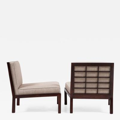 Michael Taylor Michael Taylor for Baker Lounge Chairs