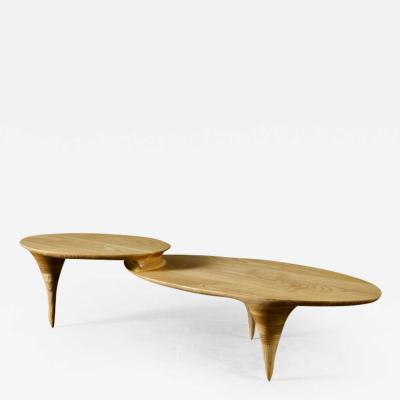 Michael Wilson Michael Wilson 2 Level Coffee Table