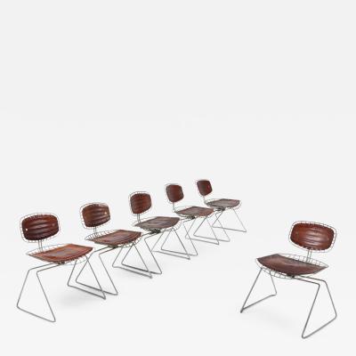Michel Cadestin Georges Laurent Centre Pompidou Beauburg Chairs Selected by Jean Prouv 1976