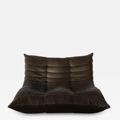 Michel Ducaroy Ligne Roset French Michel Ducaroy TOGO Loveseat Lounge Ameublements Belus