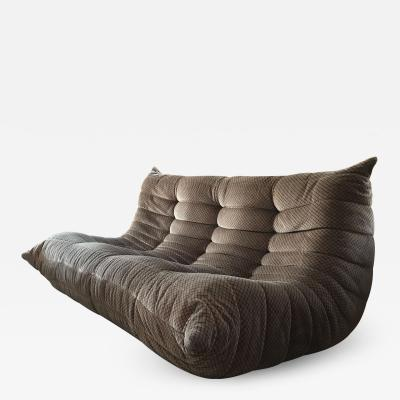 Michel Ducaroy Ligne Roset French Michel Ducaroy TOGO SOFA Lounge Ameublements Belus