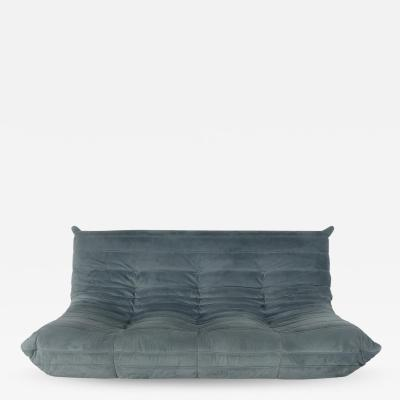 Michel Ducaroy Togo Three Seat Sofa by Michel Ducaroy for Ligne Roset France