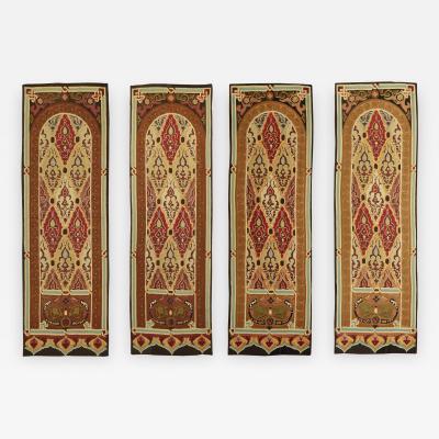 Mid 19th Century antique tapestries