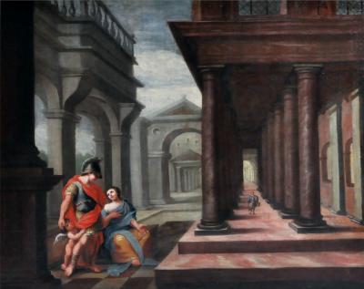 Mid 20th Century Italian Painting