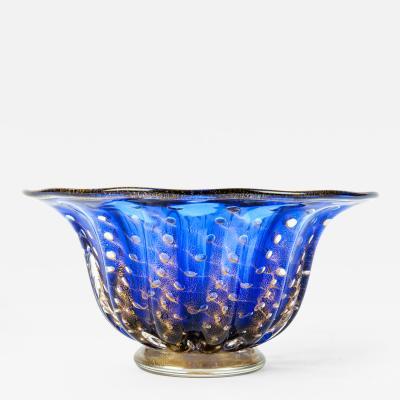 Mid 20th Century Murano Deco Piece Bowl