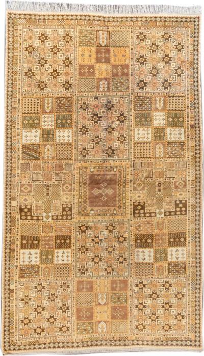 Mid 20th Century Vintage Moroccan Wool Rug 10 X 17