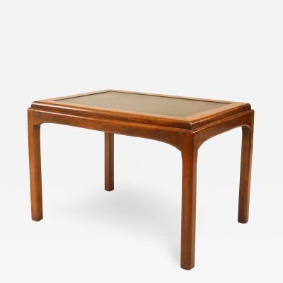 Mid Century Danis Walnut End Table