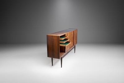 Mid Century Danish Cabinetmaker Sideboard Denmark 1960s