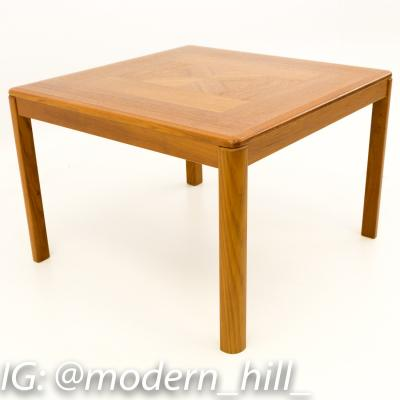 Mid Century Danish Modern Teak Side End Table