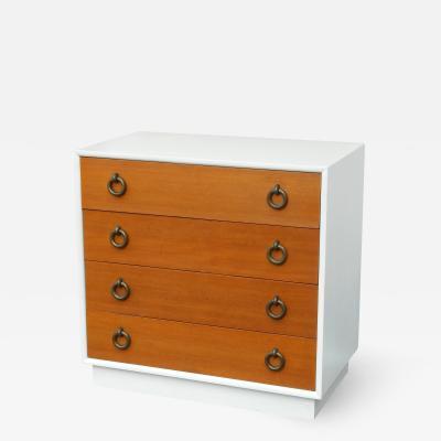 Mid Century Four Drawer Dresser
