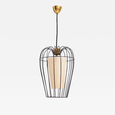 Mid Century French Lantern