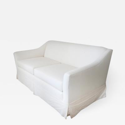 Mid Century Love Seat
