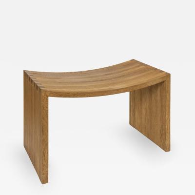 Mid Century Modern Grecian Style Bench By Gunther Lambert