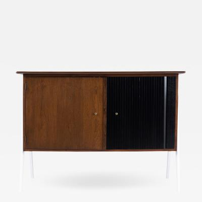Mid Century Modern Lacquered Server