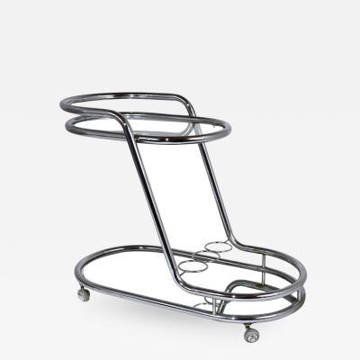 Mid Century Modern Tea or Bar Cart
