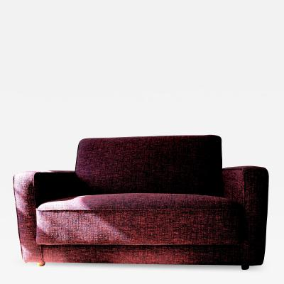 Mid Century Sofa 1950s Swiss