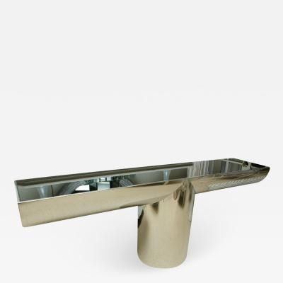 Mid Century T Console by J Wade Beam for Brueton