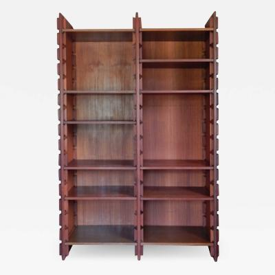 Mid Century Teak Bookcase